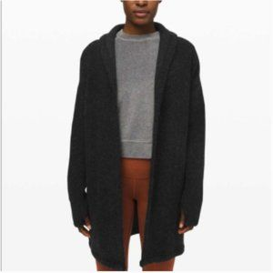 NWT Lululemon Sincerely Sherpa Wrap Medium